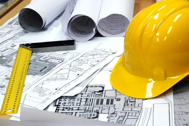 атрибуты строителя