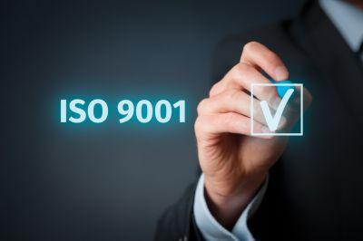 Сертификат качества ИСО фото