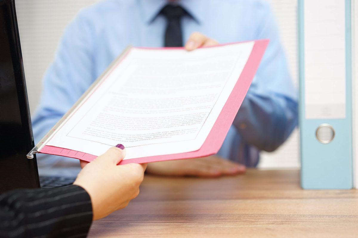 Подача документов: организационные действия
