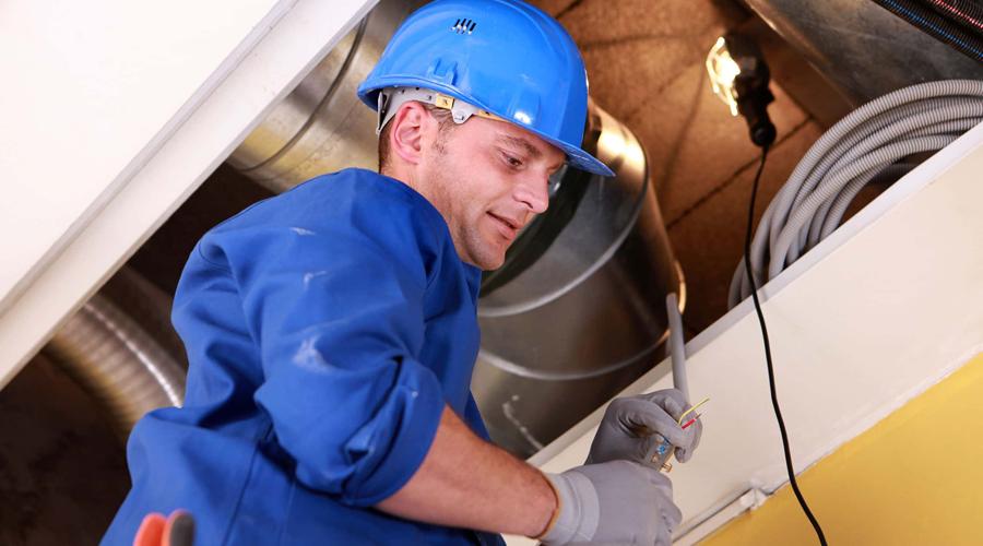 На какие виды работ по монтажу вентиляции требуется СРО