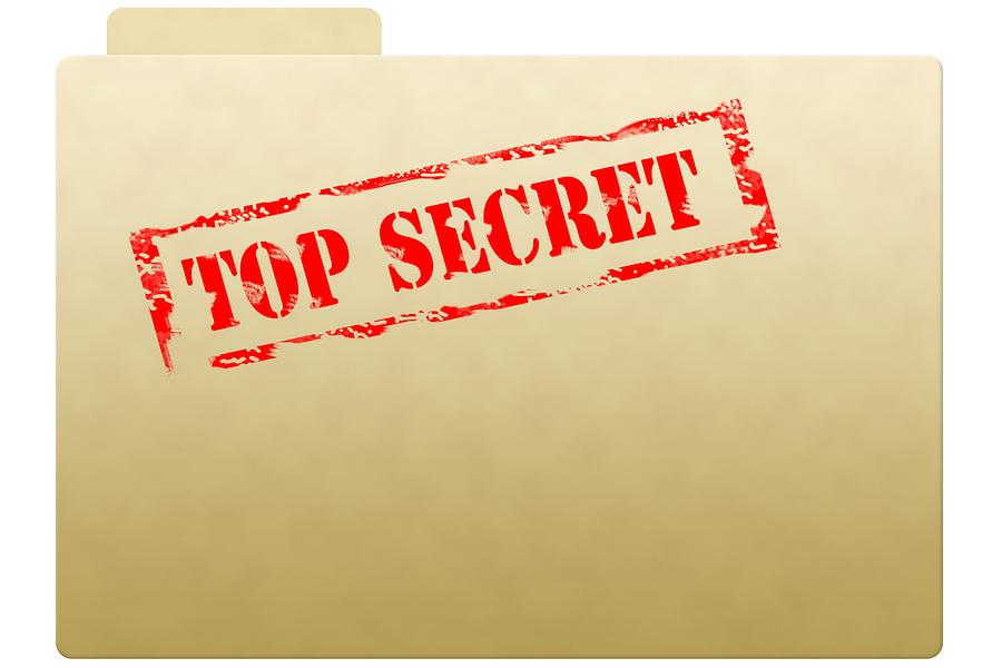 Правила получения степени секретности
