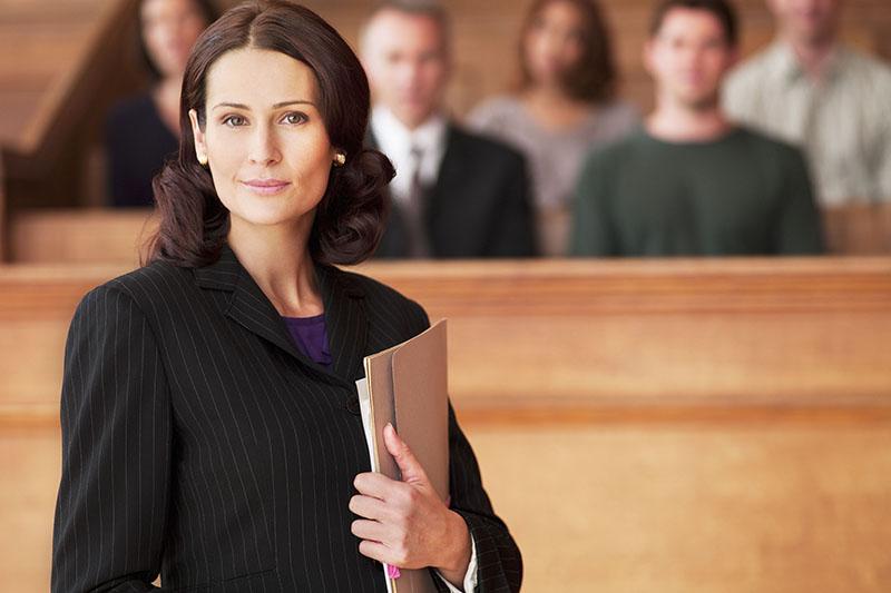 юридическое представительство в суде