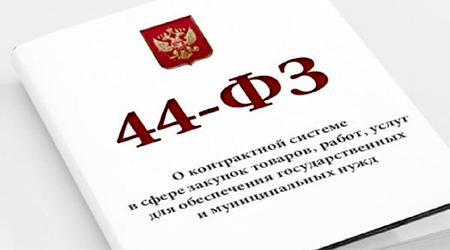 № 44-ФЗ и № 223-ФЗ фото